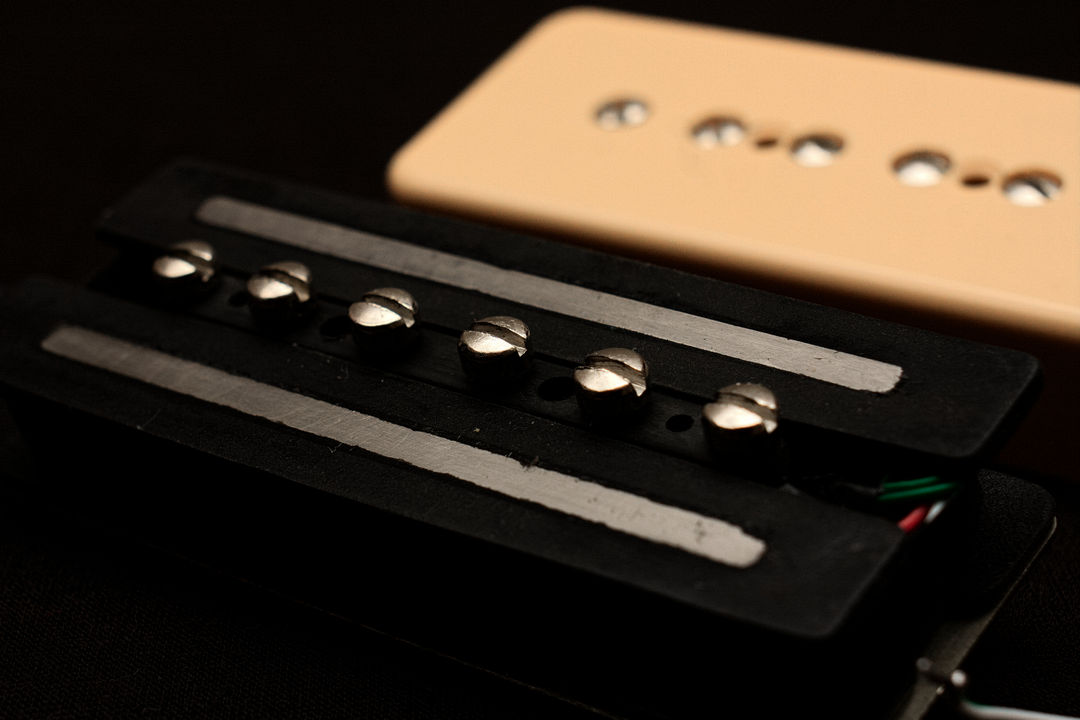 Q Pickups Handwound Guitar And Bass Pickups P90
